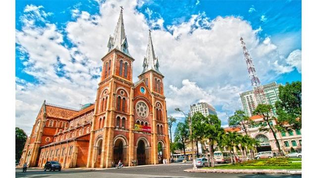 """胡志明市被提名為""""2021年亞洲最佳會展旅遊目的地"""""""