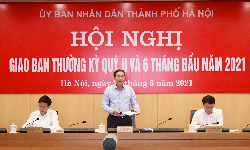 Hanoi posts GRDP growth of 5.91% in six-month period